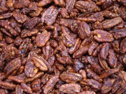 Gesuikerde Pecan Noten 250 gram
