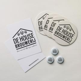 De HouseBrouwerij goodie pakket