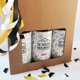 De HouseBrouwerij Bierpakket