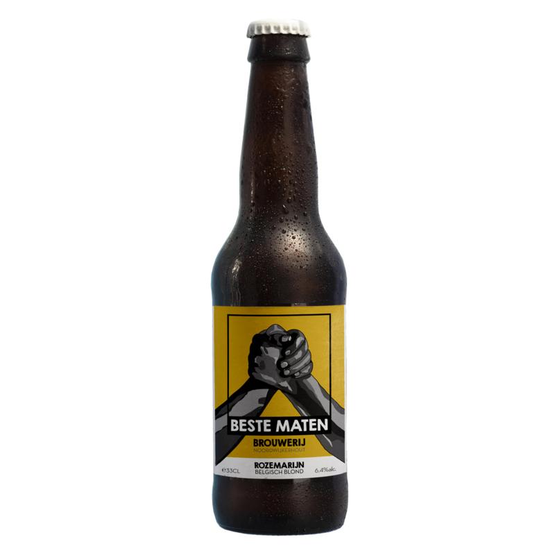 Beste Maten Brouwerij Rozemarijn 1 x 33cl