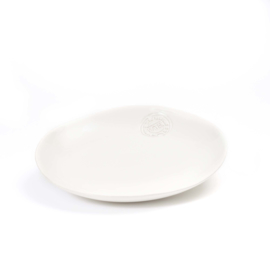 Bowls and Dishes - WateR  Dinerbord  28cm Wit