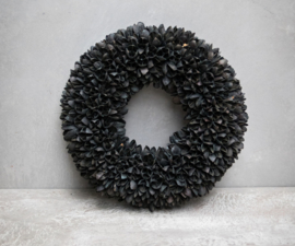 Bakuli krans -  Black
