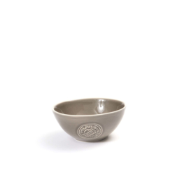 Bowls and Dishes - WateR schaal  12cm  taupe