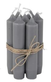 IB laursen Diner kaarsjes - dark grey
