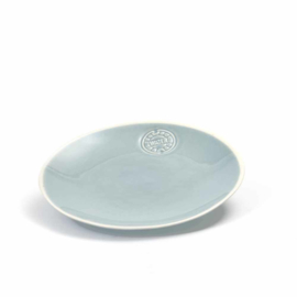 Bowls and Dishes - WateR  Dinerbord  28cm  ijsblauw
