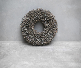 Bakuli krans -  Grey-wash
