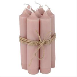 IB laursen Diner kaarsjes - dusty pink