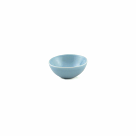 Bowls and Dishes - WateR schaal  8cm  ijsblauw