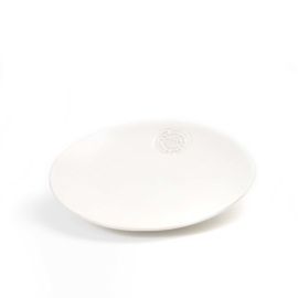 Bowls and Dishes - WateR ontbijtbord  21cm  wit