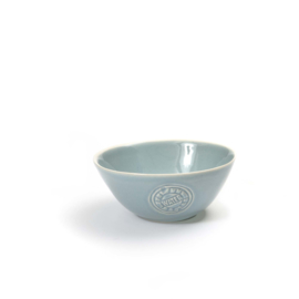 Bowls and Dishes - WateR schaal  15cm  ijsblauw