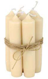 IB laursen Diner kaarsjes - cream