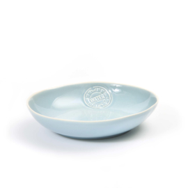 Bowls and Dishes - WateR  Pastabord  22cm  ijsblauw