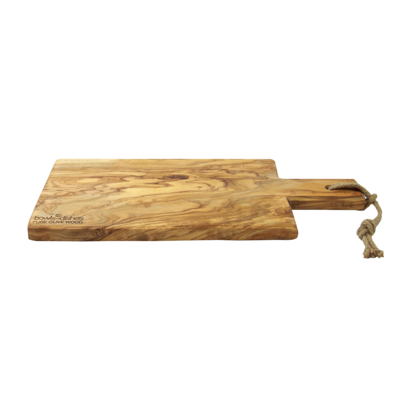 Bowls and Dishes - bakkersplank - 40cm - pure olive wood