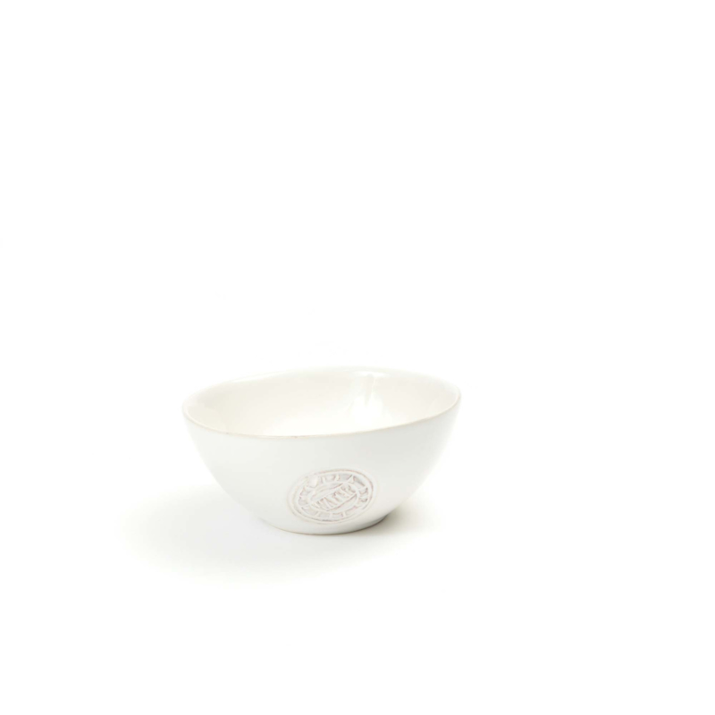 Bowls and Dishes - WateR schaal  12cm wit