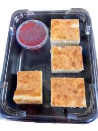 Oreo Cheesecake met witte chocolade in de vulling. Geproduceerd door restaurant Maslow 4 stuks❄️