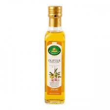 Knoflook olijfolie fles a 250ML