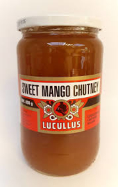 Lucullus Sweet Mango Chutney 850gr