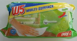 Vochtige schoonmaakdoekjes pak 80x W5