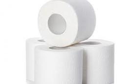 WC-papier 2laags pak van 4 rollen