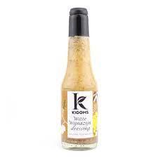 dressing knoflook van kiooms 250ml