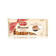 Bonomi Amaretti (Bitterkoekjes) 200gr