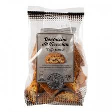 Cantuccini Al Cioccolate (chocolade) 250gr
