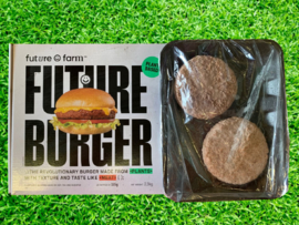 Vegan Future Farm Burgers 2x115gr op schaal❄️