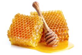 echte bloemen honing, 600ML knijpfles
