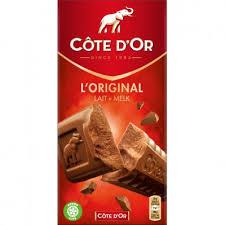 cote dor puur chocolade reep