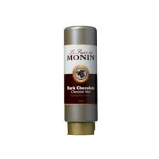 Monin Dark Chocolate Topping 500ML