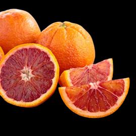 Bloedsinaasappel per kg (Moro, Italy)