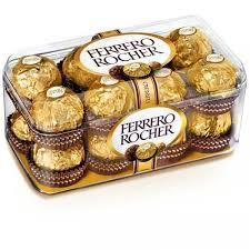 Ferrero Rocher Chocolade, 16 stuks