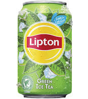Lipton Green Tea per blikje 330ml EU