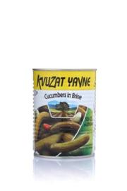 Pickled Cucumbers (KLP), Kvuzat Yavne, 540g