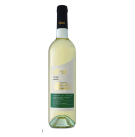 Israeli Semi-Dry White Wine, (KLP), Efrat, 0,75L