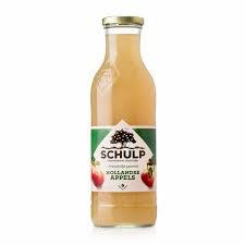 Schulp 100%Hollandse appelsap 0.75lt