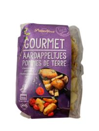 Gourmet aardappelpartjes Poldergoud 450gr, in marinade
