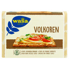 Wasa Volkoren Crackers per pak