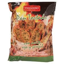 Rosq pan tostado knoflook snack 150gr