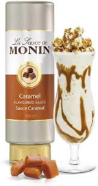 Monin Caramel Topping 500ML