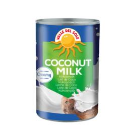 Valle del sole kokosmelk 400ML Creamy