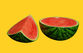 Heerlijk zoete watermeloen per stuk