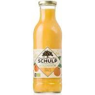 schulp 100% sinaasappel-sap 0.75lt