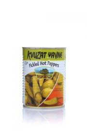 Pickled Hot Peppers (KLP), Kvuzat Yavne, 540g