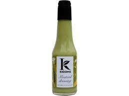 dressing mosterd van kiooms 250ml