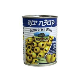 Pitted Green Olives (KLP), Kvuzat Yavne, 540g