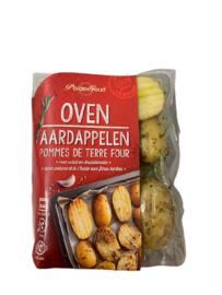 Oven aardappelen Poldergoud 450gr, in kruidenolie
