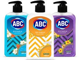 ABC Handzeep pomp aloë/lavendel 500ml