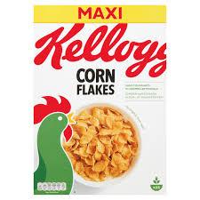 Kellogg's Cornflakes Naturel 750Gr Mega verpakking