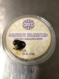 Babaganush aubergine, kosher 250gr